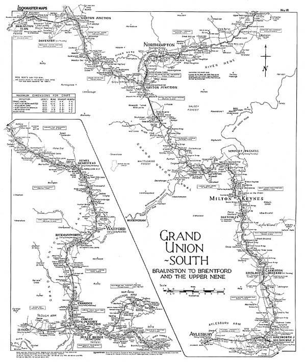 No #18 Grand Union South