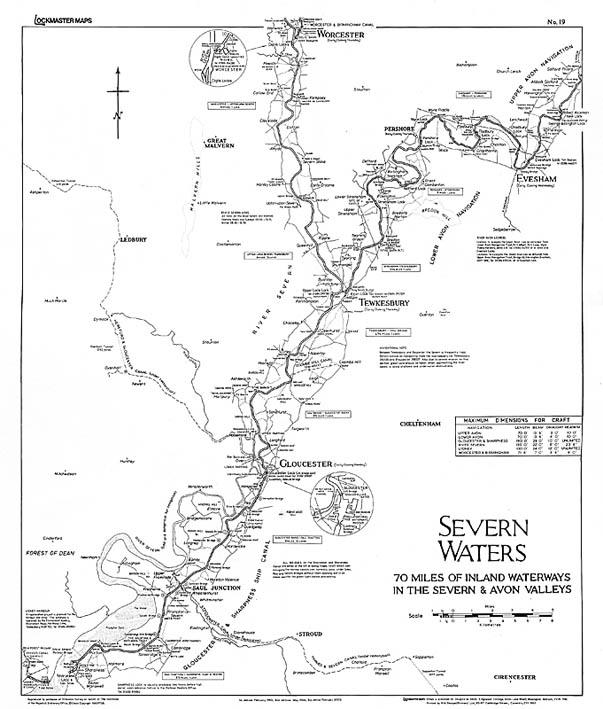 No #19 Severn Waters