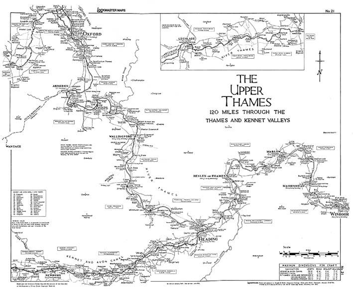 No #21 The Upper Thames