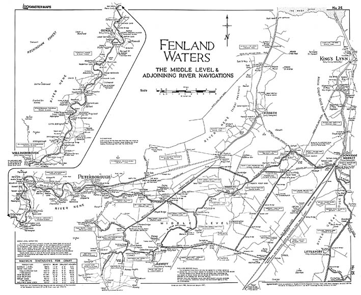 No #25 Fenland Waters